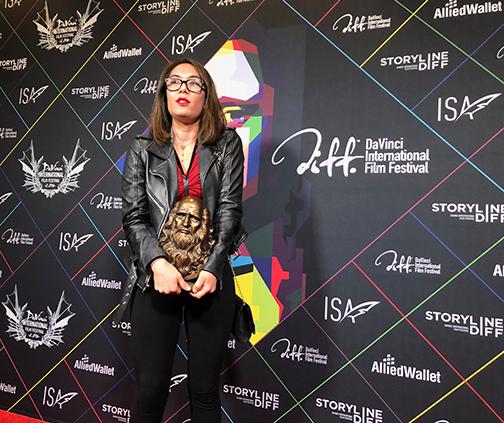 DIFF Leo Award Winner