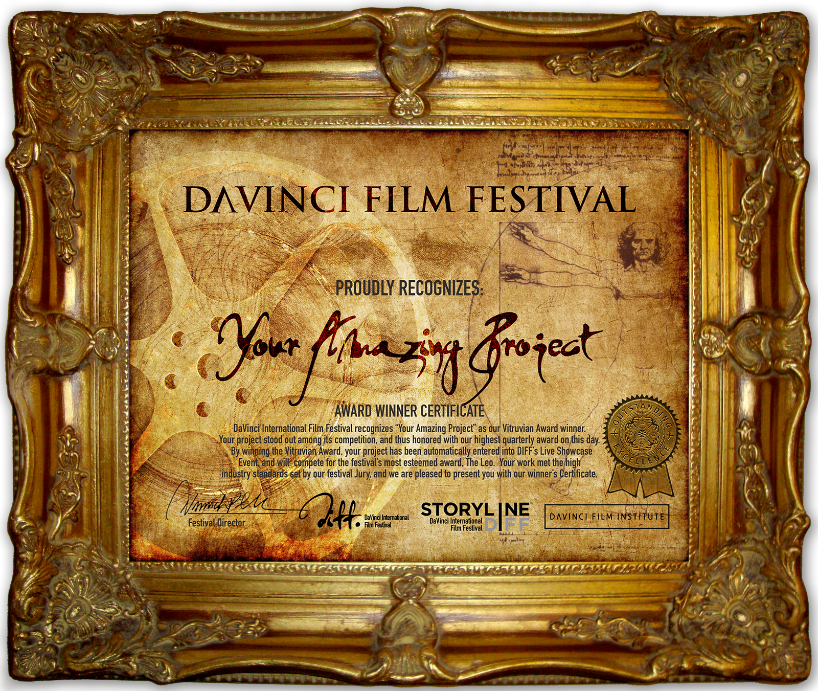DaVinci International Film Festival