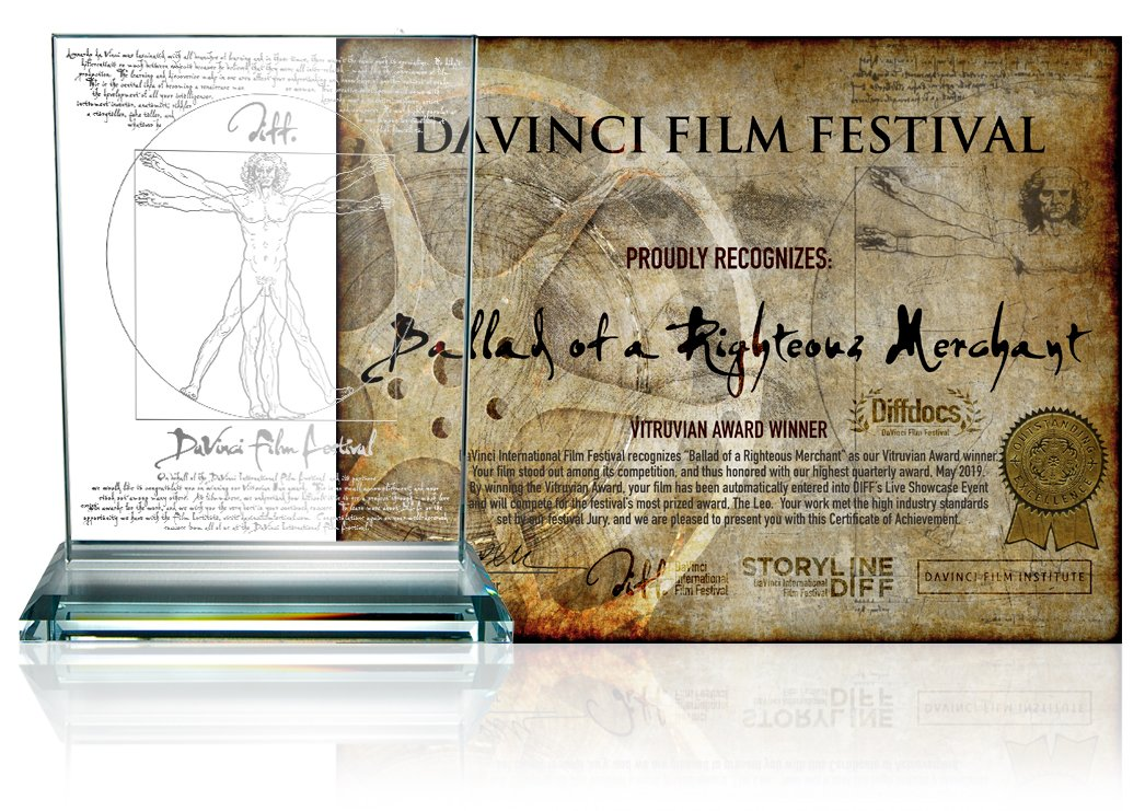 DaVinci Film Festival - testimonials