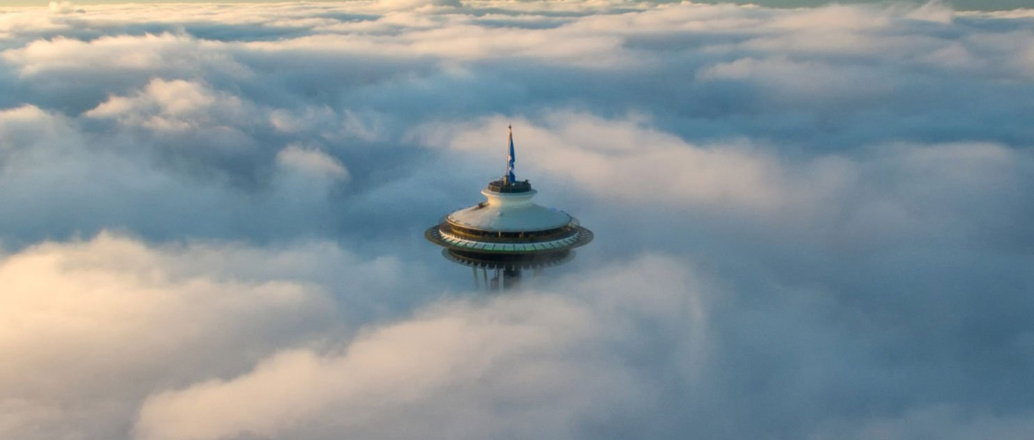 space needle DIFF Q3 Selections (2019) DaVinci Finalists