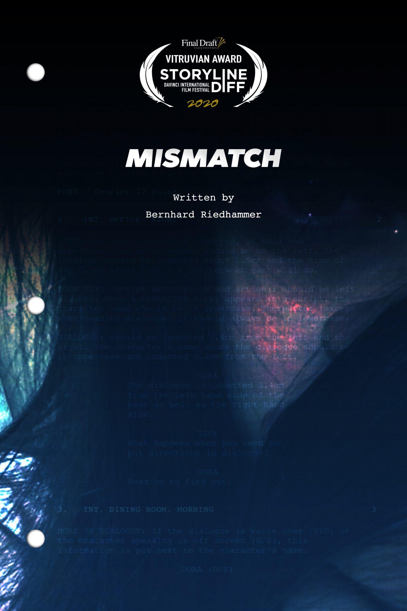 storyline 1 mismatch scaled 2020 Results Leo Award Winners 2020