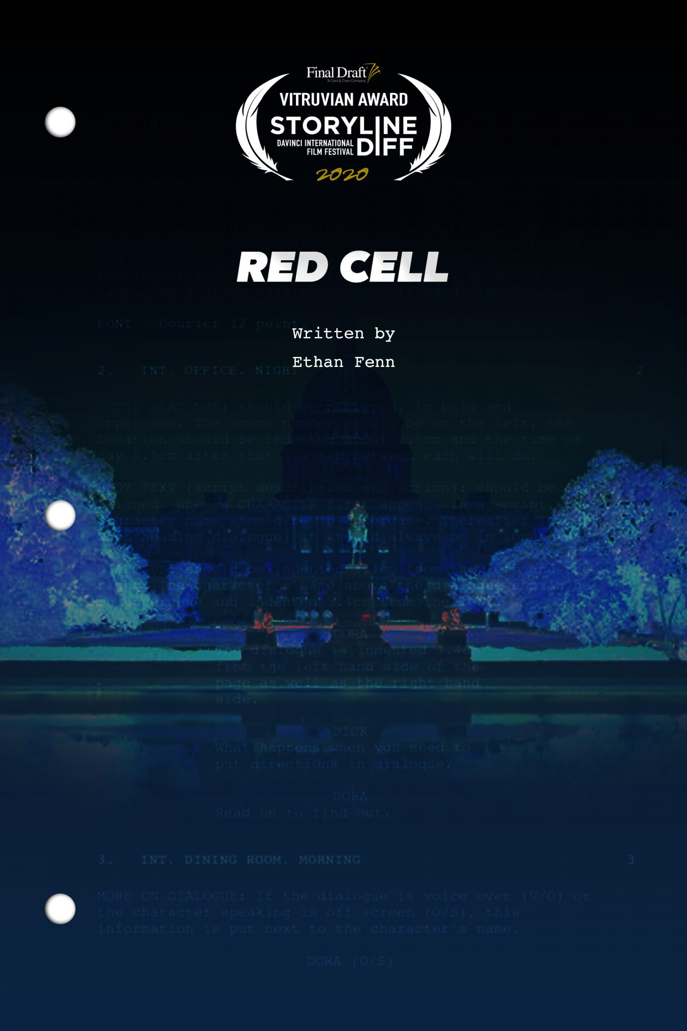 storyline 1 red cell scaled 2020 Results Leo Award Winners 2020