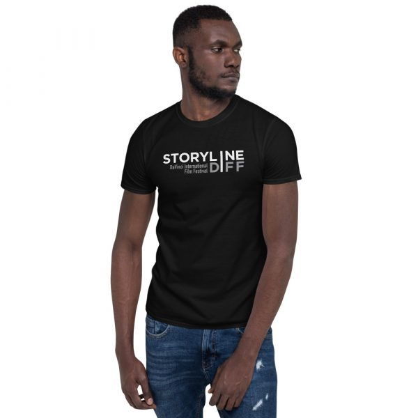 unisex basic softstyle t shirt black front 603465dbe2787 STORYLINE Short-Sleeve Unisex T-Shirt