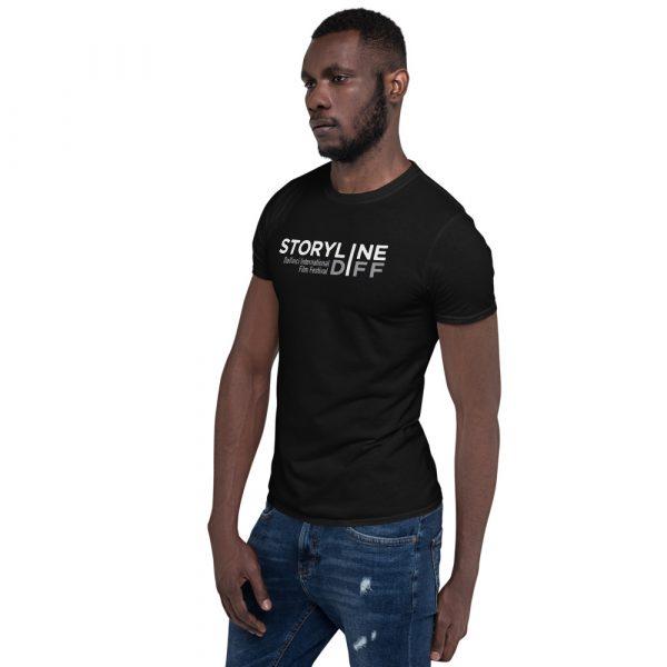 unisex basic softstyle t shirt black left front 603465dbe29c3 STORYLINE Short-Sleeve Unisex T-Shirt