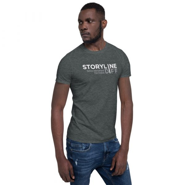 unisex basic softstyle t shirt dark heather right front 603465dbe307c STORYLINE Short-Sleeve Unisex T-Shirt