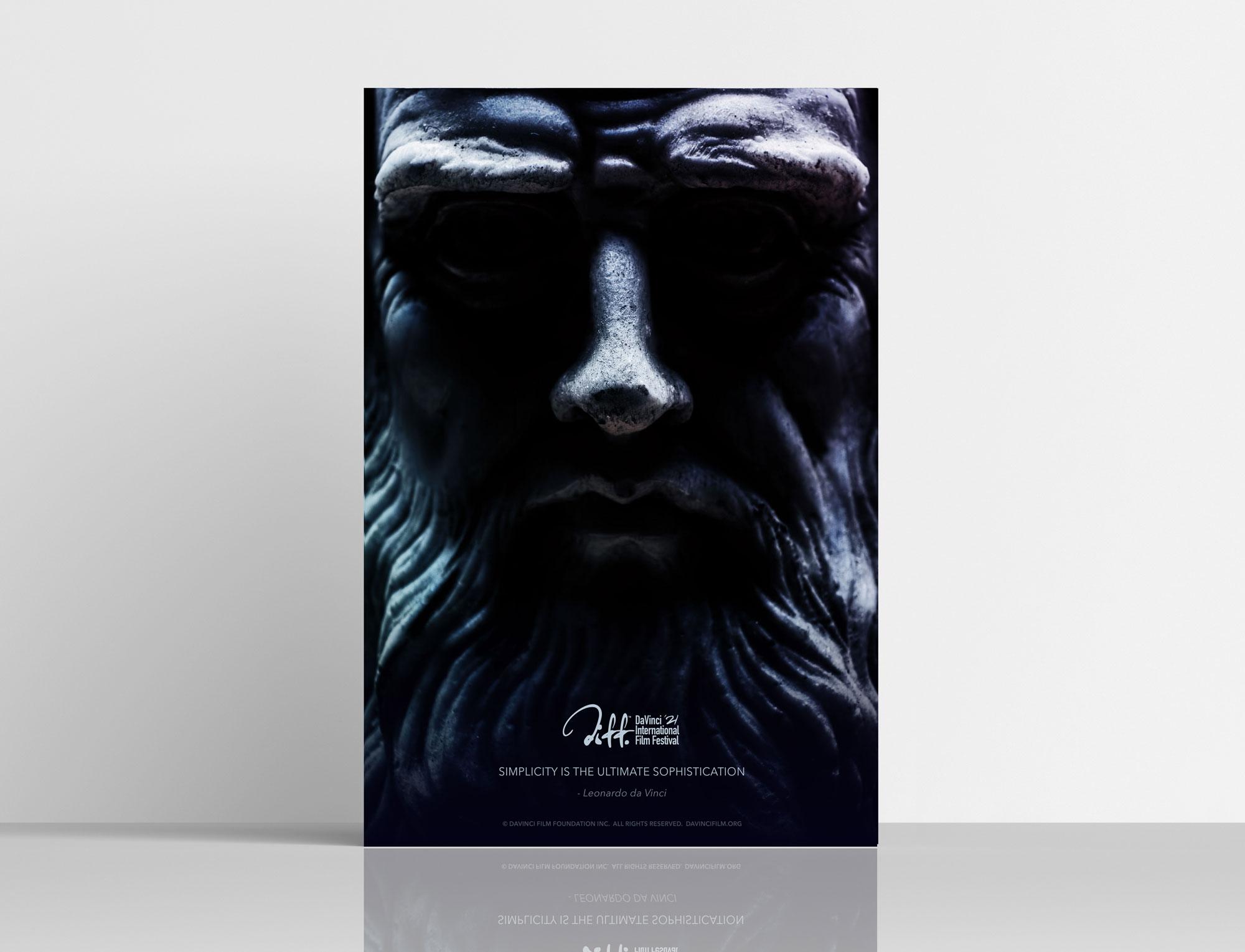 poster web 1 Official Poster DaVinci Film Festival