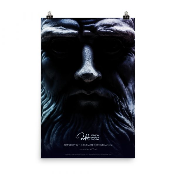 enhanced matte paper poster in 24x36 transparent 610eece684624 DIFF 2021 Official Poster